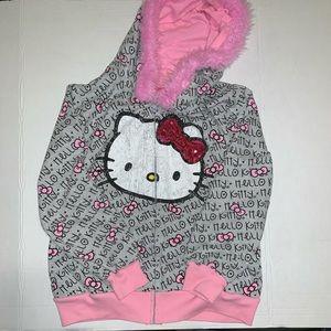 🍂 Hello kitty hoodie
